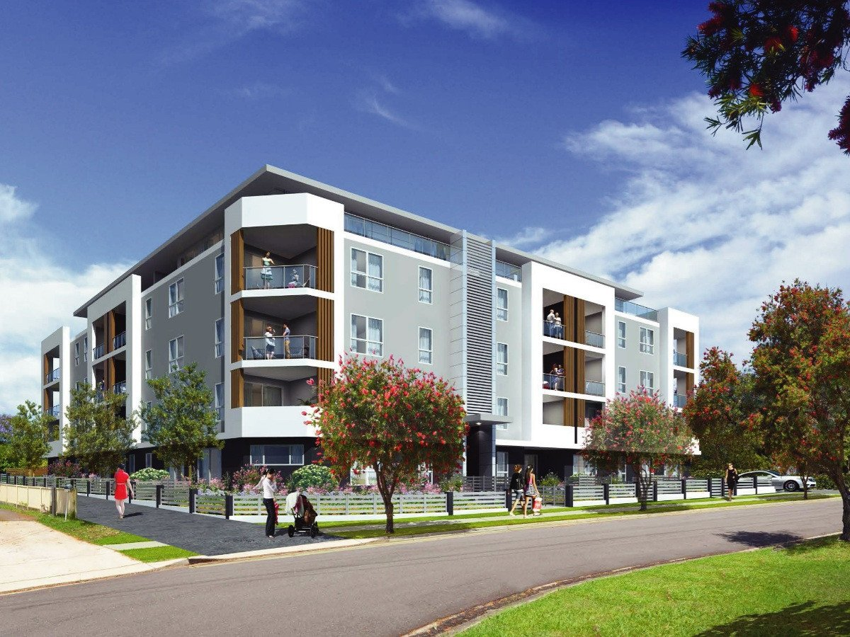 Crown on Booth Apartments in Westmead, NSW - iBuyNew