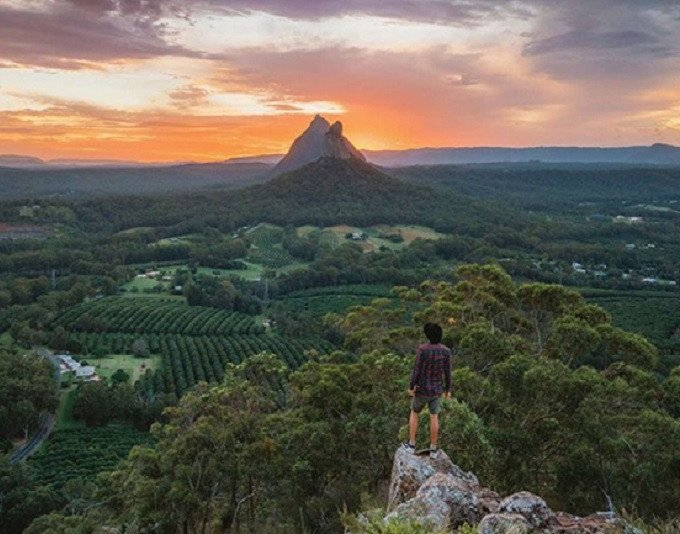Discovery, Glass House Mountains-image-0