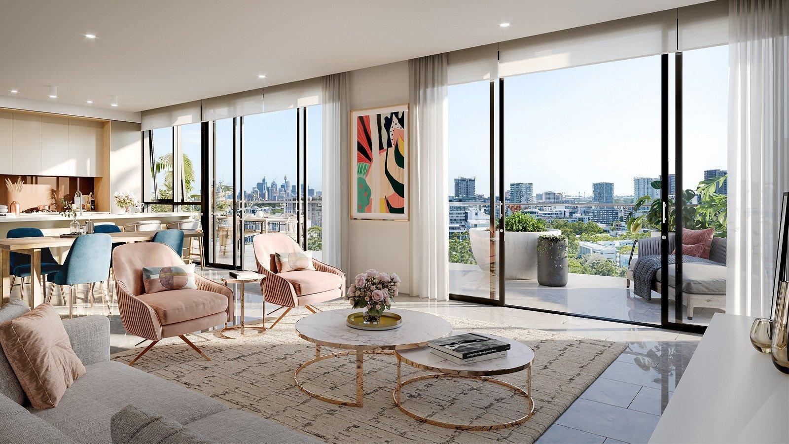 Apartments, Zetland-image-0