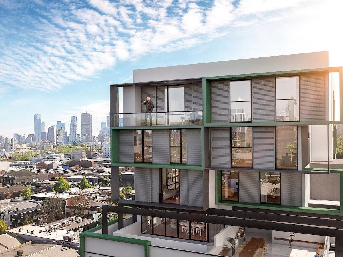 Willow Townhouses, Collingwood-image-2